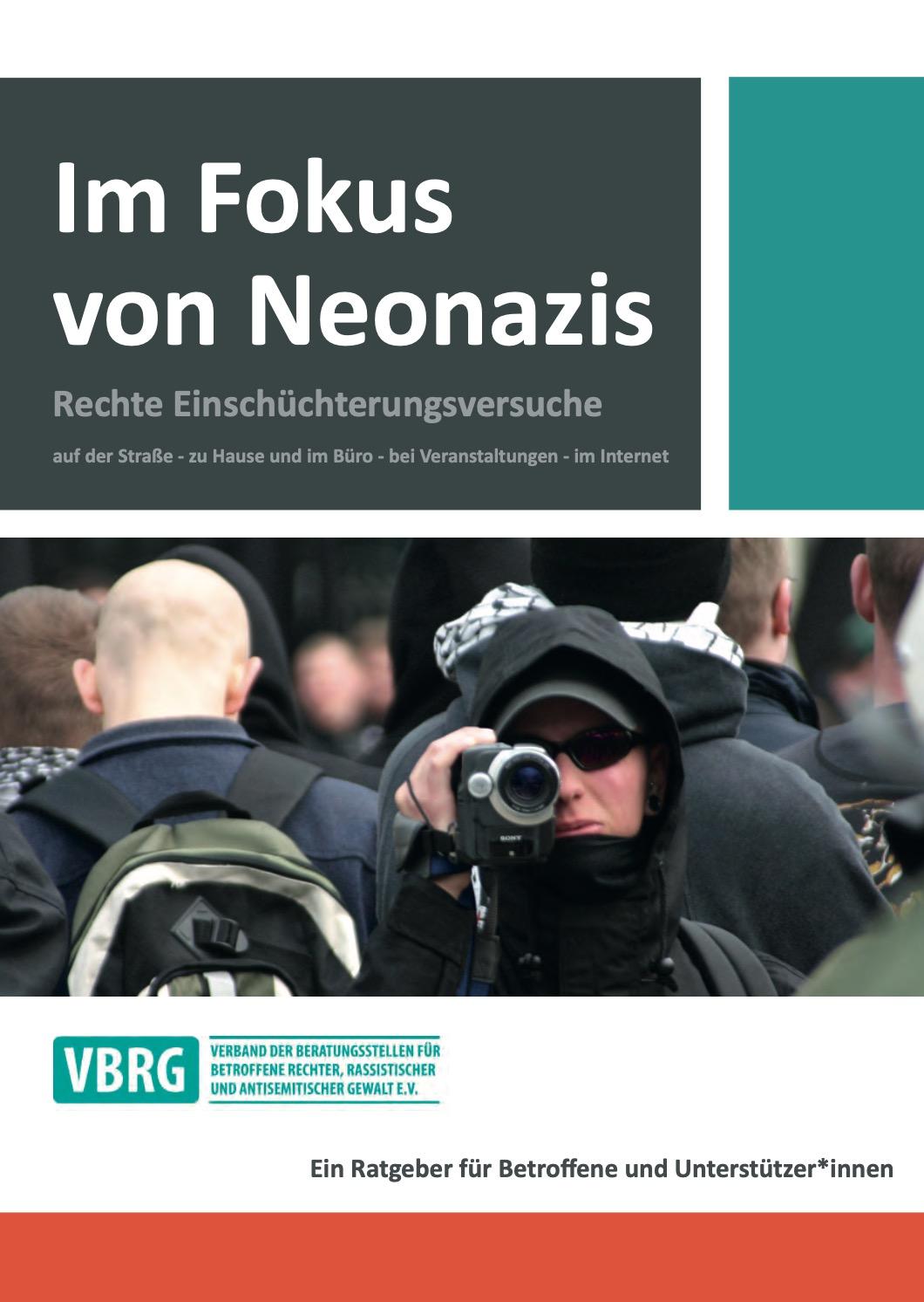 Im Fokus von Neonazis – Rechte Einschüchterungsversuche