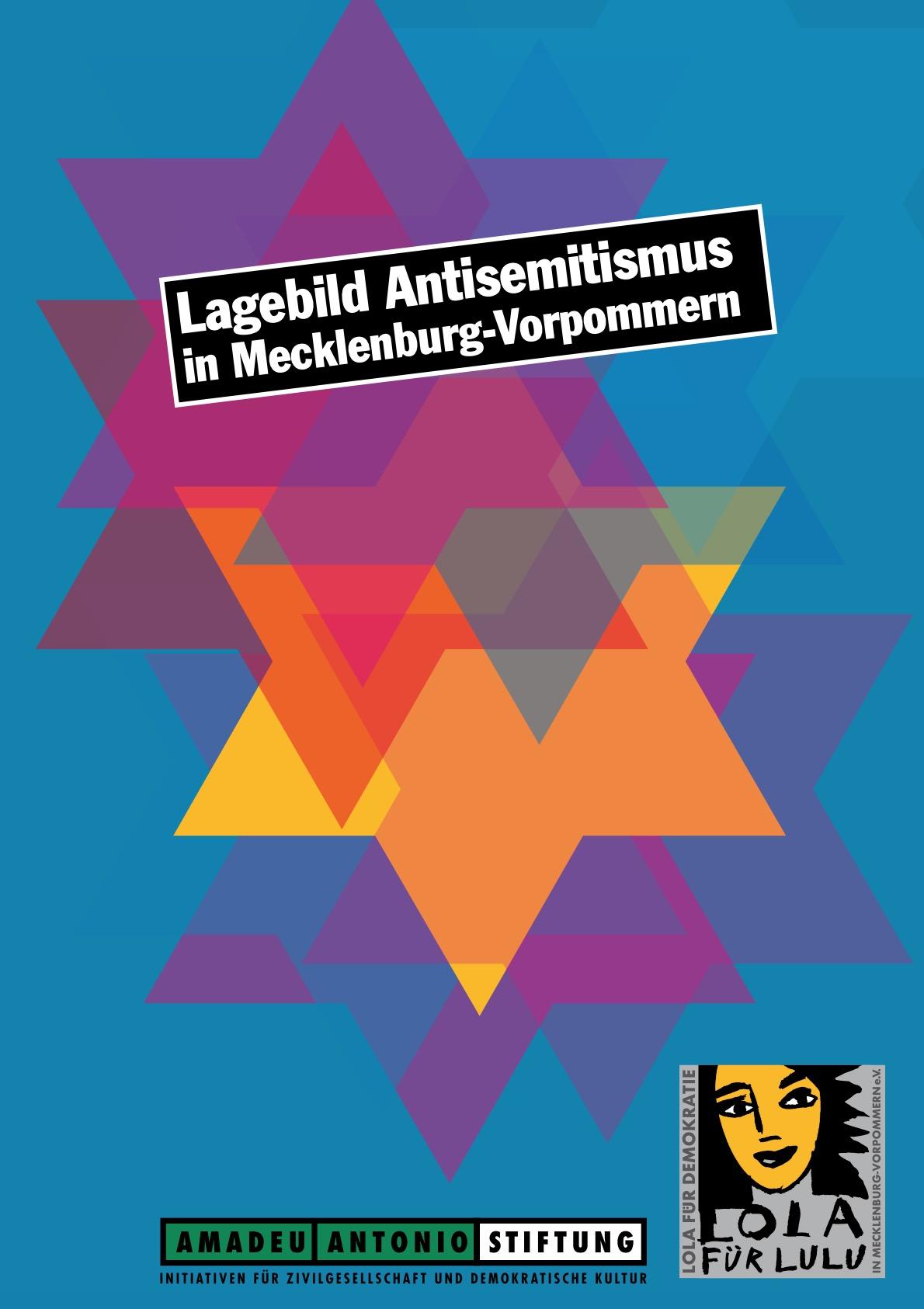 Lagebild Antisemisismus in M-V